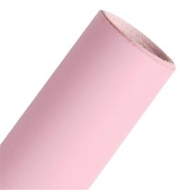 Glad PU leer roze (SSP)
