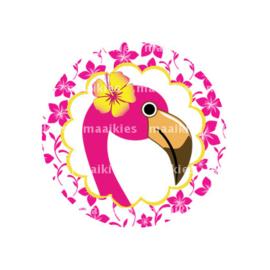 (FB597) Flamingo bloem