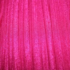 haarband elastiek fuchsia 15mm