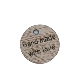 label hout handmade