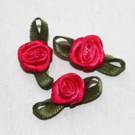 Super kwaliteit roosjes Fuchsiaroze
