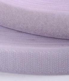 Klittenband lila 20mm breed