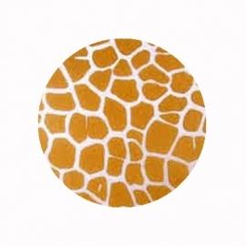 FB418 giraffe print
