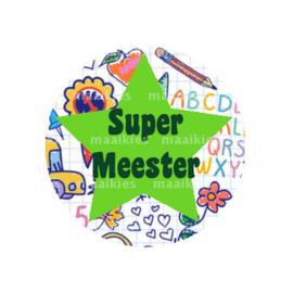 (FB617) SUPER MEESTER SCHOOL LIME