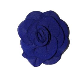 chiffon bloem/roos  royal 6cm