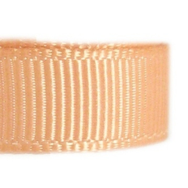 zalm grosgrain lint 6mm breed
