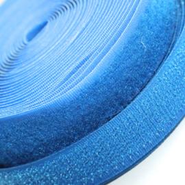 klittenband royal blauw (20mm)