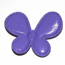 vinyl vlinder paars