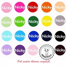Naam Flatback NICKY