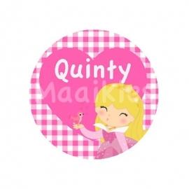 Naam FLatback Quinty