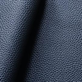pu leer donker blauw (ly)