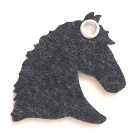 Sleutelhanger vilt paard (31 kleuren)
