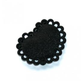 1 zwarte schulphartjes