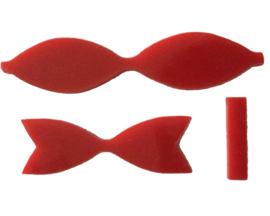 Kunststof strikken mal (5cm breed) B