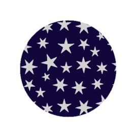 FB793 sterren navy grijs
