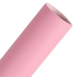 Glad PU leer donker roze (SSP)