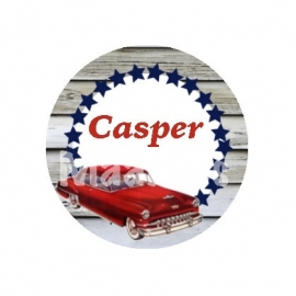 Naam button /fb Casper