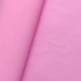 Dun soepel pu lapje pink