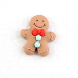 FLatback gingerbreadman