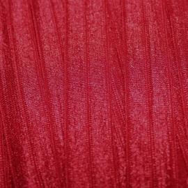 haarband elastiek donkerrood 15mm