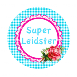 BSO47 SUPER LEIDSTER BLAUW BLOEM