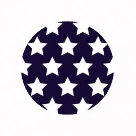 (FB496) sterren navy