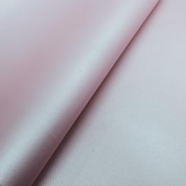 Dun soepel lapje roze glans pu leer (SK)