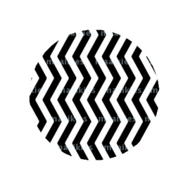 (FB569) strikjes zigzag