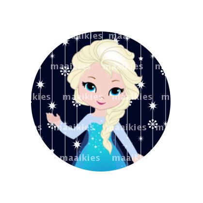 (FB936) Elsa black