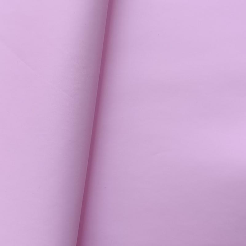 Dun soepel lapje  pu koel roze
