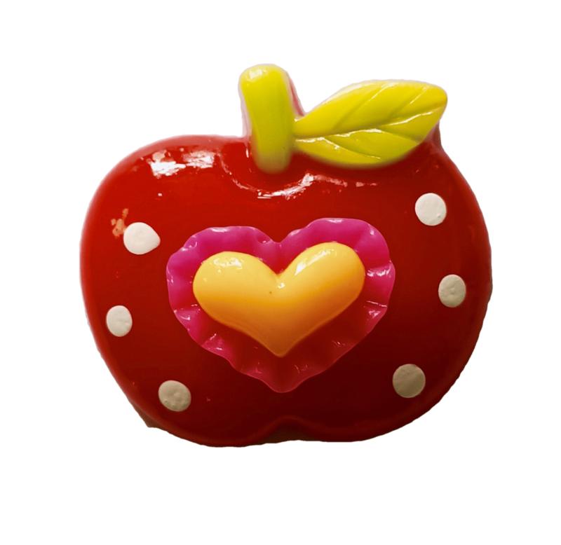 appel flatback rood