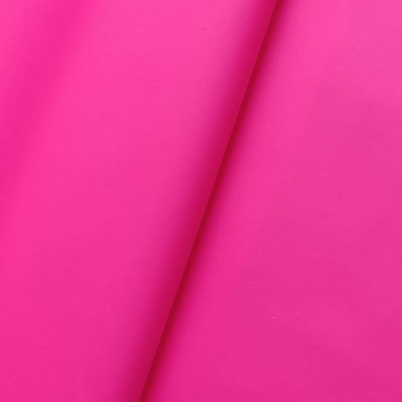 Dun soepel pu lapje knal roze