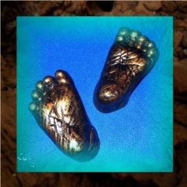 Aleene`s | Antique Gold Metallic (brush-effect)