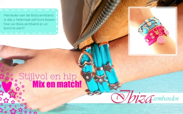 Ibiza armbanden hoofdpagina