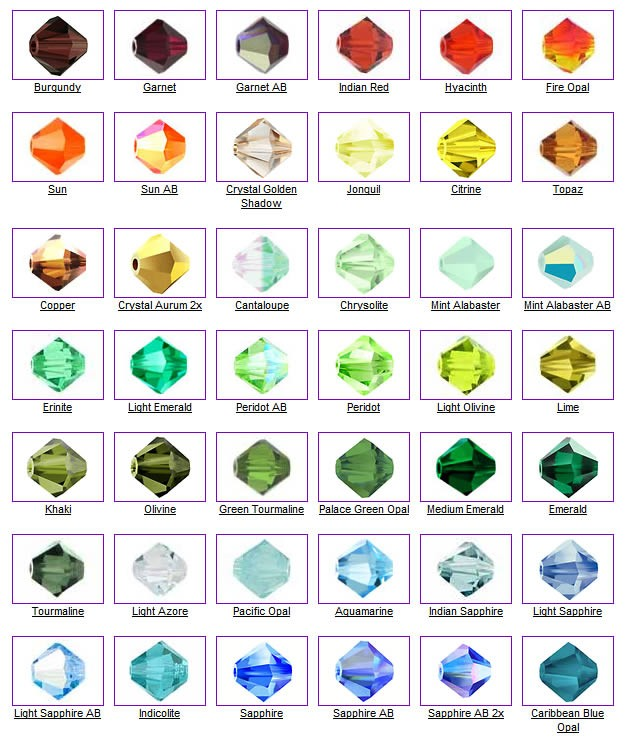 Swarovski Crystal Bead-2