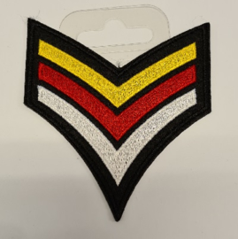 Sergeantstrepen