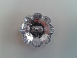Crystal Flower kunststof