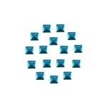Nailheads Square Blue SS10