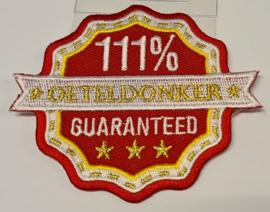 111 % Oeteldonker