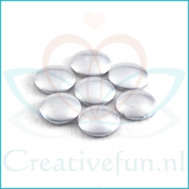 Nailhead Silver SS10 (3 mm, +/- 1000 Stuks)