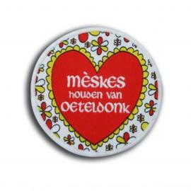 Meskes houden van Oeteldonk