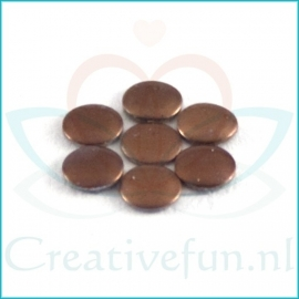 Nailhead Coffee SS6 (2 mm, +/- 2200 Stuks)