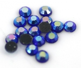 Rhinestones Dk Blue AB