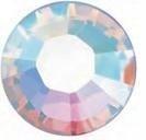 Bulk Swainstones Crystal AB SS30 (288 stuks)