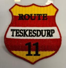 Route 11 Teskesdurp