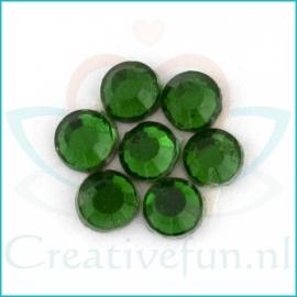 Rhinestone Emerald