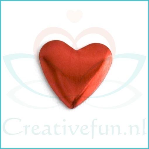 Heart 10*10 Siam (± 200 Stuks)
