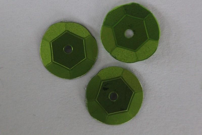 Peridot groen 10 mm