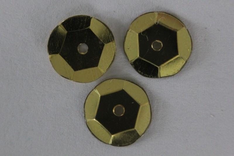 Goud 10 mm