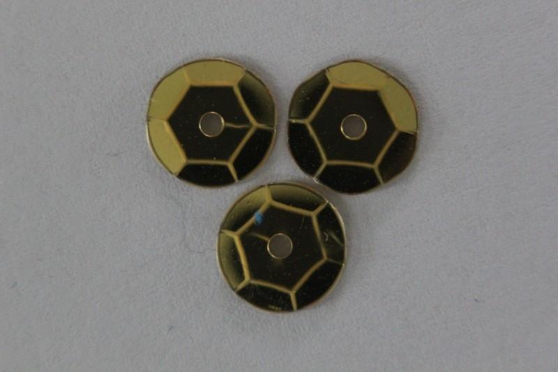 Goud 8 mm